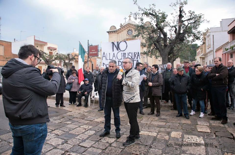 Il sindaco Piccione intervistato da Telenorba
