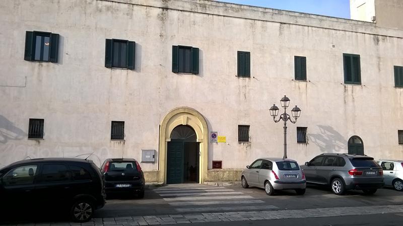 Lucia Saracino e la scuola dell'Infanzia di via Cavour