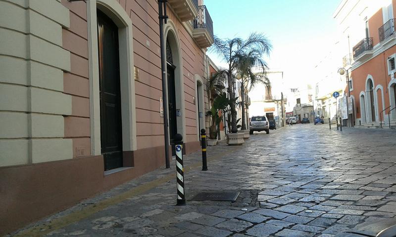dissuasori matino piazza municipio