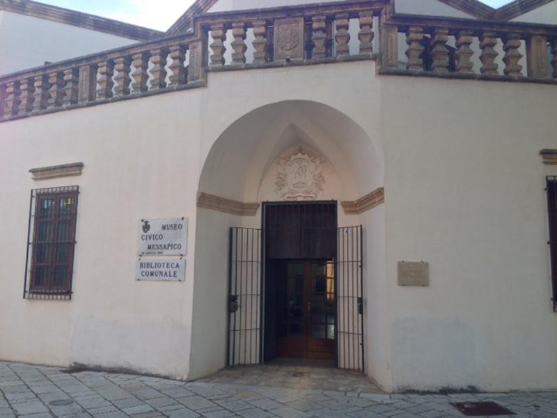 museo e biblioteca, ingresso. associazione amici antonio maglio