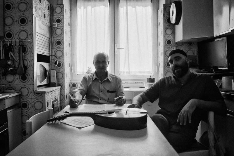 Antonio Calsolaro e Dario Muci
