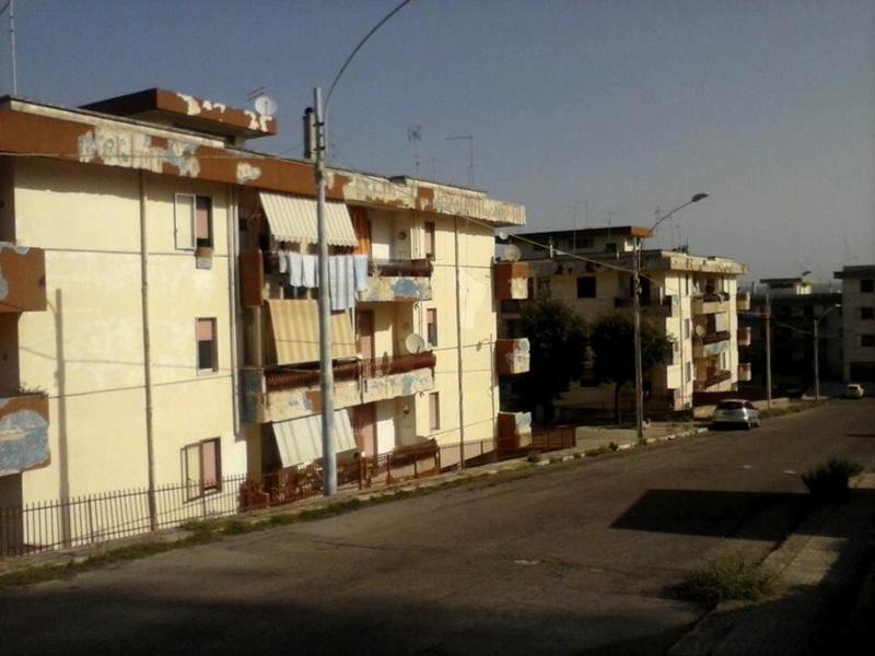 Gallipoli arrivano le cure per le case popolari for Planimetrie virtuali per le case