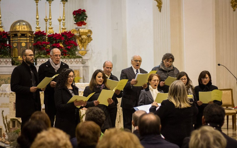 coro polifonico - galatone
