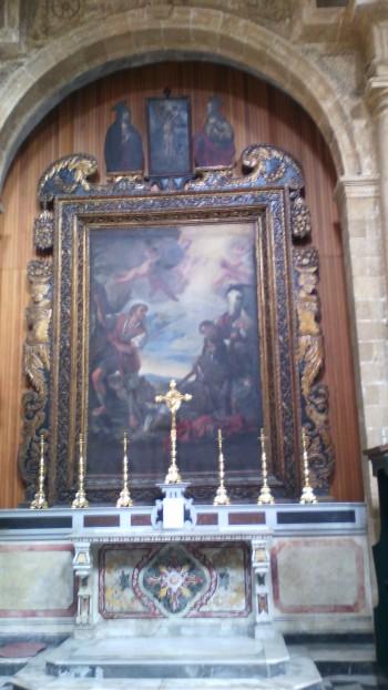 ALTARE S ISIDORO