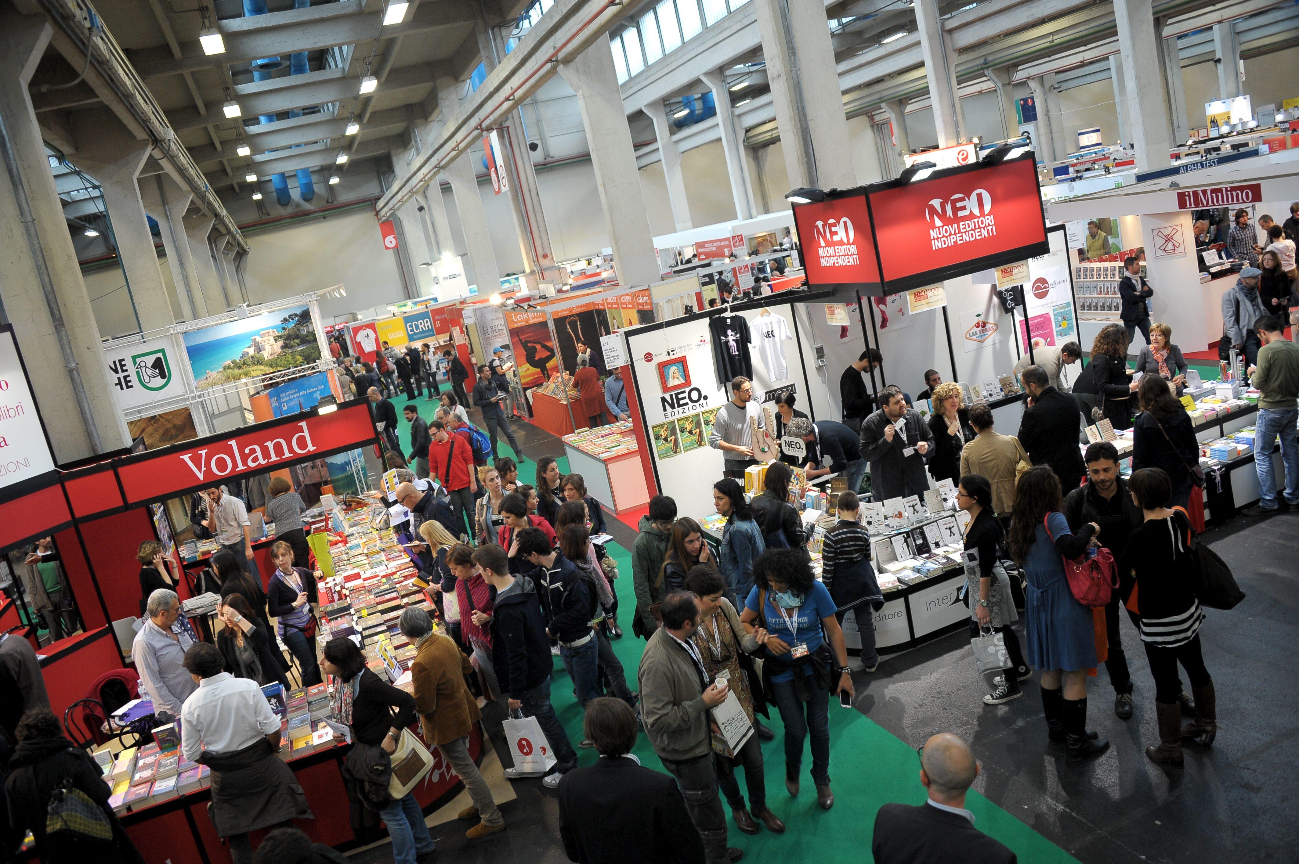 2 Salone Internazionale del Libro in Torino,Italy