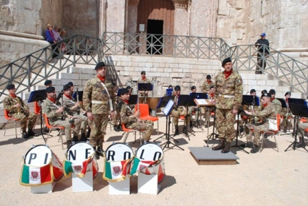 banda-militare-brigata-meccanizzata-Pinerolo