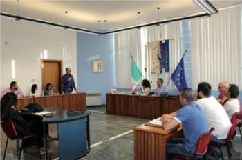 Il nuovo consiglio comunale