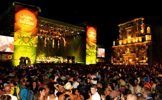Notte della Taranta: 200 mila attesi nel Salento a Melpignano