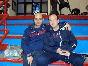 casarano-volley-2015-16---mauro-dongiovanni-presidente-e-luigi-anastasia-dirigente-per-il-mercato