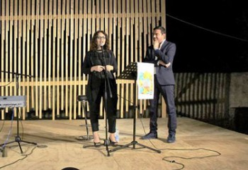 Liliana Putino e Donato Metallo