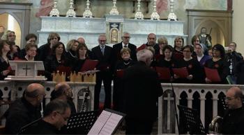 Il concerto del 27 novembre diretto da don Emanuele Pasanisi nella chiesa delle Anime