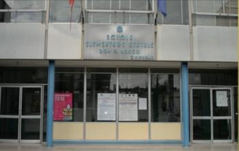 Il plesso scolastico di via Marzano