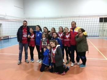 Taviano Pag volley under 14 femminile