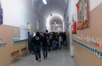 corridoio scuola gallipoli