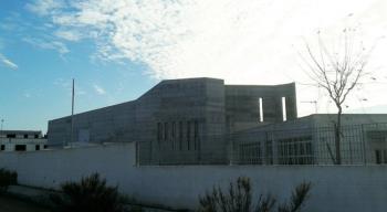 """""""FUTURO IN GIOCO"""" L'immobile della zona industriale destinato ad ospitare il Centro aperto polivalente per minori. La struttura sarà al servizio dei Comuni dell'Ambito sociale di Casarano"""