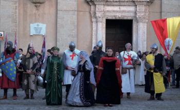taviano Caccia alla Strega medievale