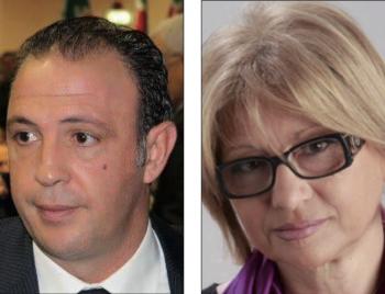 Mino Frasca e Mirella Bianco