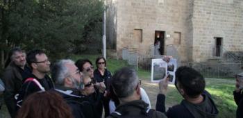 Visite nell'abbazia di San Nicola di Macugno, sede dell'Ecomuseo