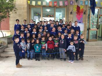 scuola primaria via bellini - bullismo 2017 - nardo