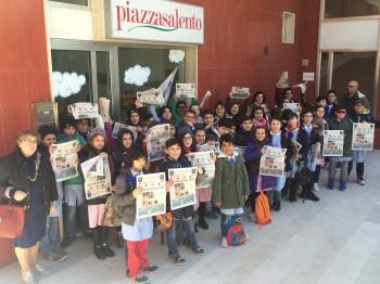 scuole in redazione da Parabita a Piazzasalento
