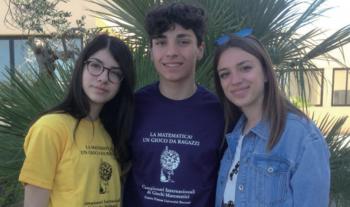 Michele Piccione, Sara Tarantino e Silvia Carichino