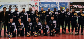 Volley Tonio Manco