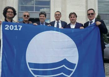 bandiera blu salve