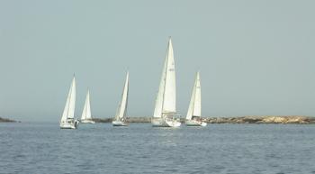 barche a vela gallipoli