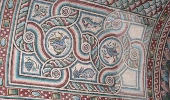 mosaico casaranello
