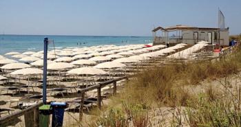 spiaggia ugento