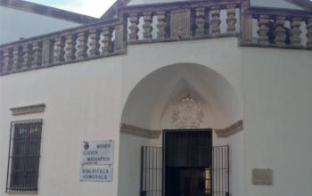 Il museo civico di Alezio