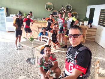 Salento bike cafe