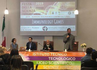 Festa della scienza 2019 Andrano