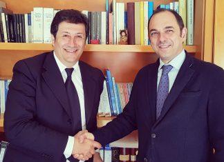 Roberto Marti e Vincenzo Portaccio