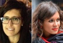 Elena Conte e Sara Grasso