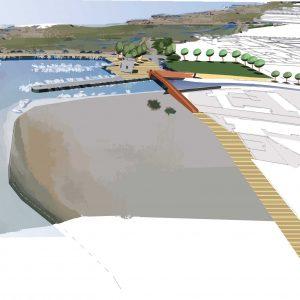 Il progetto della Promenade ecologica a Torre Pali