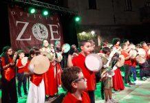 Orchestra dei piccoli tamburellisti uggianesi