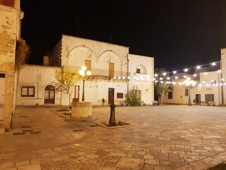 Centro storico Alliste