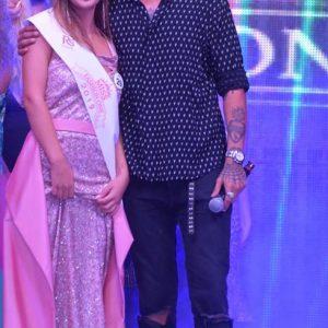 Eleonora Ciullo con Francesco Monte