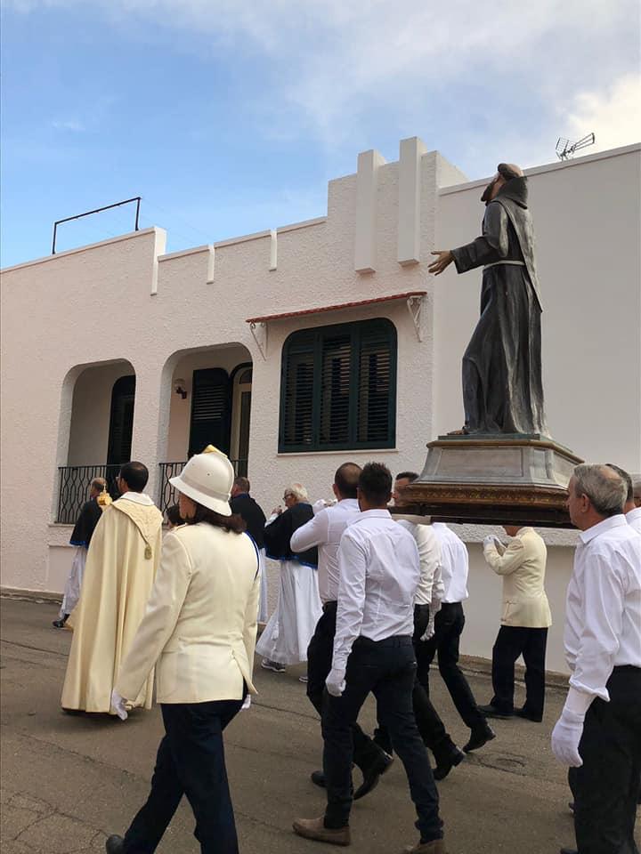 Processione di San Francesco a Gemini